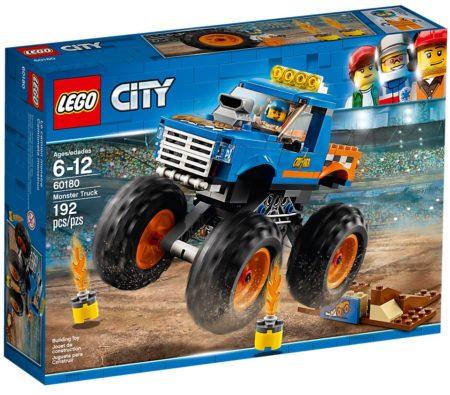 LEGO 60180 MONSTER TRUCK CITY