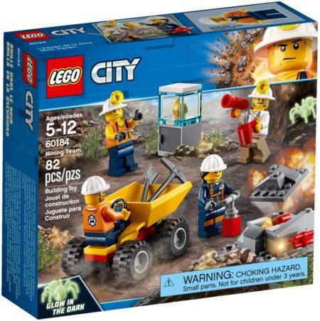 LEGO 60184 MINING TEAM CITY