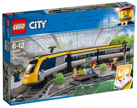 LEGO 60197 PASSENGER TRAIN 2018 CITY