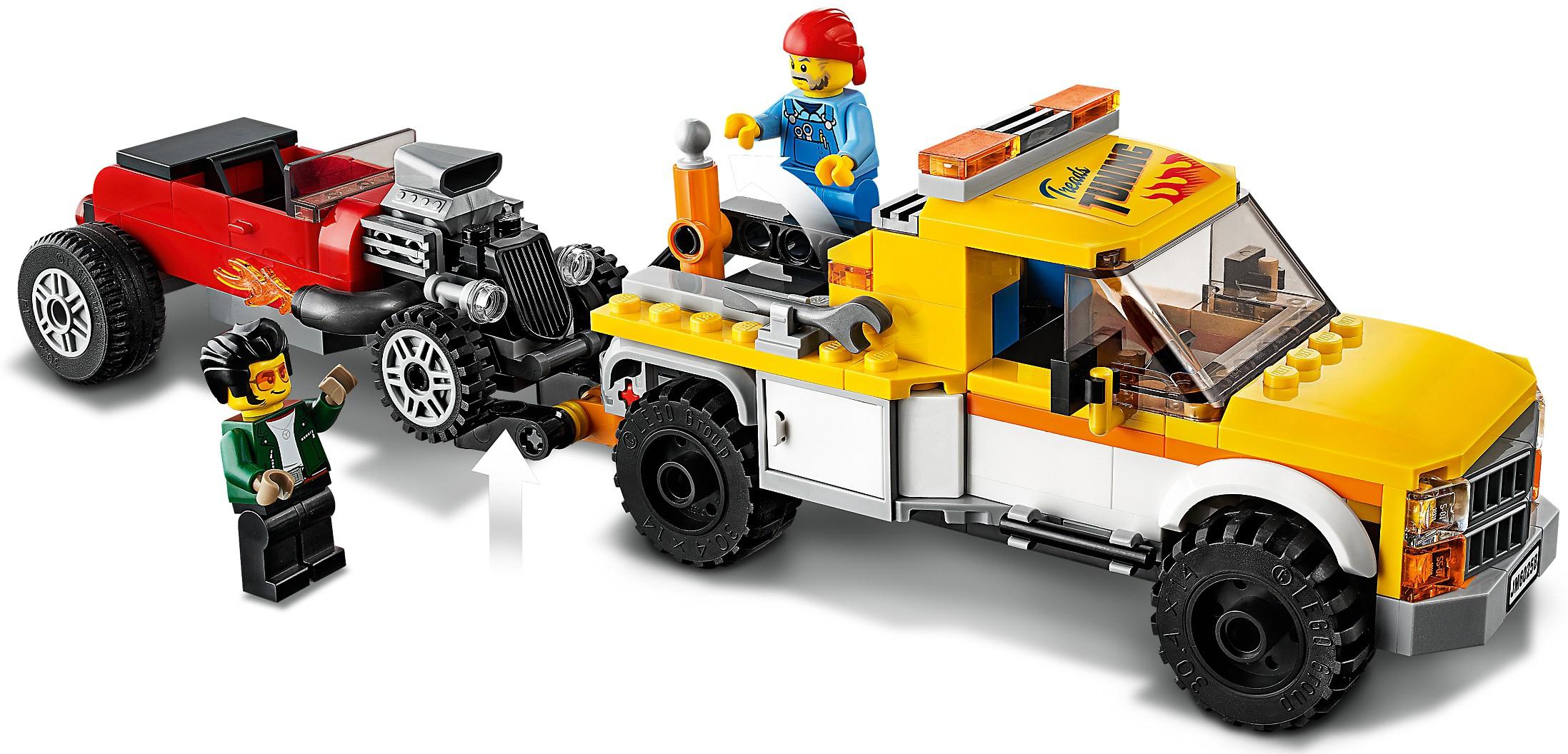 LEGO 60258 Tuning Workshop CITY - BrickBuilder Australia LEGO® SHOP