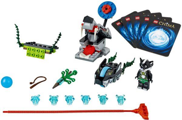 LEGO 70107 SKUNK ATTACK CHIMA