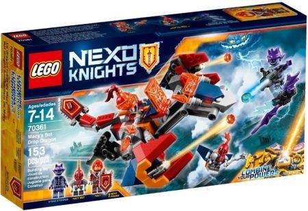 LEGO 70361 MACYS BOT DROP DRAGON NEXO KNIGHTS