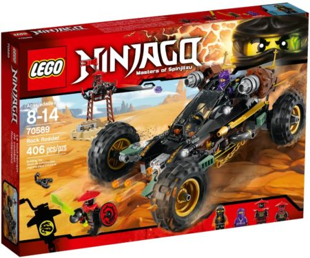 LEGO 70589 ROCK ROADER NINJAGO