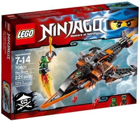 LEGO 70601 SKY SHARK NINJAGO