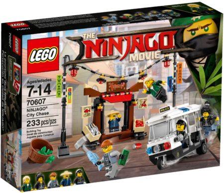 LEGO 70607 NINJAGO CITY CHASE NINJAGO