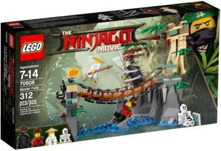 LEGO 70608 MASTER FALLS NINJAGO