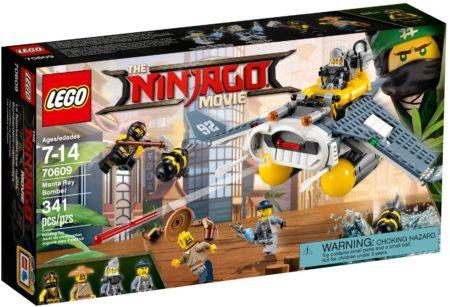 LEGO 70609 MANTA RAY BOMBER NINJAGO