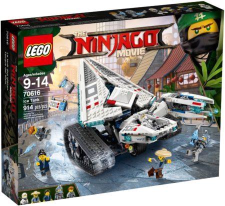 LEGO 70616 ICE TANK NINJAGO