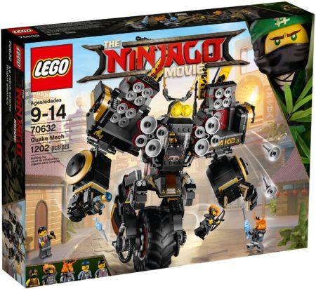 LEGO 70632 QUAKE MECH NINJAGO