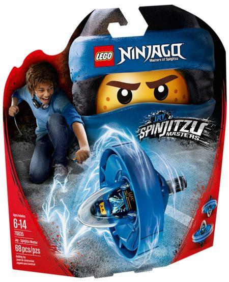 LEGO 70635 JAY SPINJITZU MASTER NINJAGO