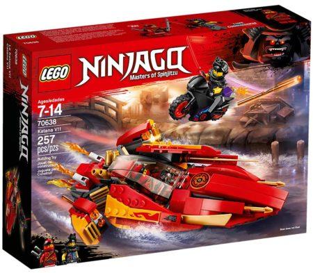 LEGO 70638 KATANA V11 NINJAGO