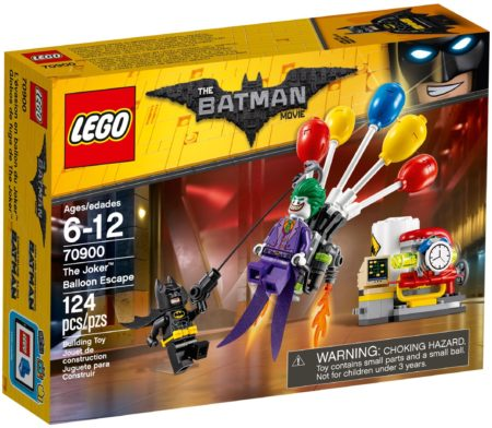 LEGO 70900 THE JOKER BALLOON ESCAPE The LEGO BATMAN Movie