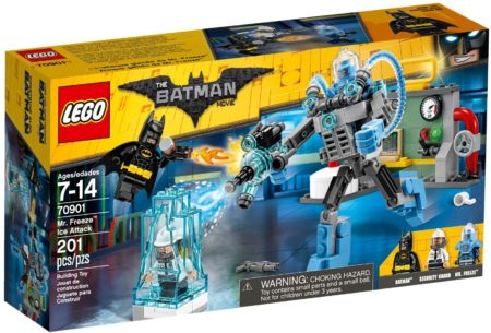 LEGO 70901 MR FREEZE ATTACK The LEGO BATMAN Movie