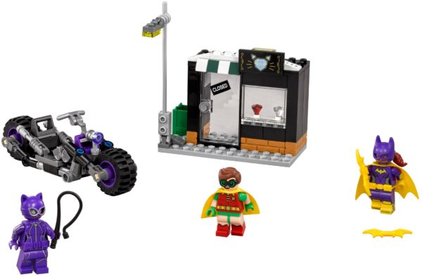 LEGO 70902 CATWOMAN CATCYCLE CHASE The LEGO BATMAN Movie