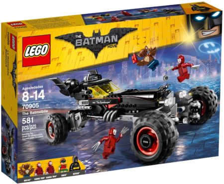 LEGO 70905 THE BATMAN BATMOBILE The LEGO BATMAN Movie