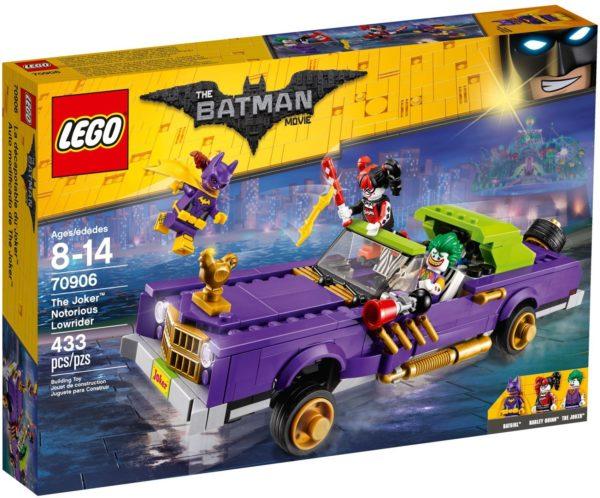LEGO 70906 THE JOKER NOTORIOUS LOWRI The LEGO BATMAN Movie