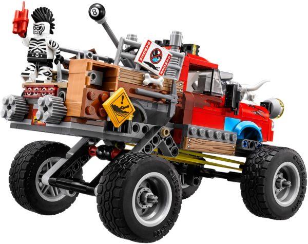 LEGO 70907 KILLER CROC TAIL-GATOR The LEGO BATMAN Movie