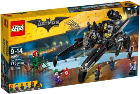 LEGO 70908 THE SCUTTLER The LEGO BATMAN Movie