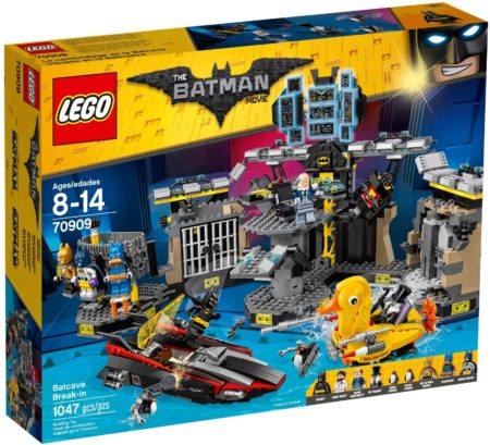 LEGO 70909 BATCAVE BREAK-IN The LEGO BATMAN Movie