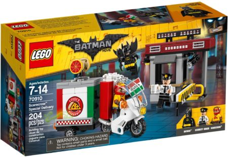 LEGO 70910 SCARECROW SPECIAL DELIVER The LEGO BATMAN Movie