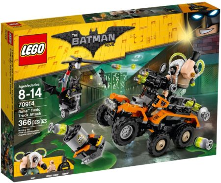 LEGO 70914 BANE TOXIC TRUCK ATTACK The LEGO BATMAN Movie