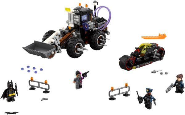 LEGO 70915 TWO-FACE DOUBLE DEMOLITION The LEGO BATMAN Movie