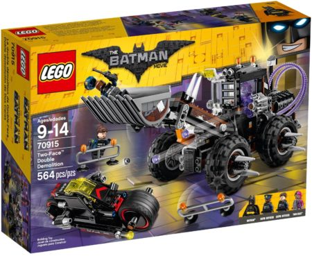 LEGO 70915 TWO-FACE DOUBLE DEMOLITION The LEGO BATMAN Movie