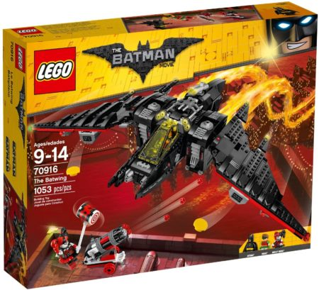 LEGO 70916 THE BATWING The LEGO BATMAN Movie