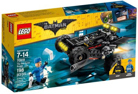 LEGO 70918 THE BAT DUNE BUGGY The LEGO BATMAN Movie