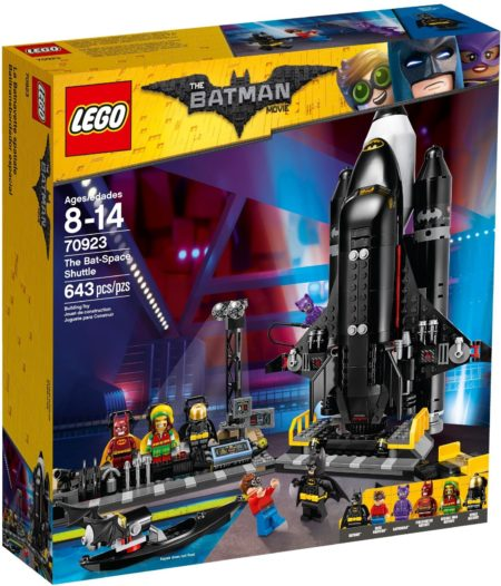 LEGO 70923 THE BAT SPACE SHUTTLE The LEGO BATMAN Movie