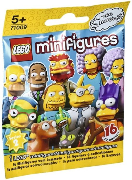 LEGO 71009 SIMPSONS Series 2 MINIFIGURES random bag