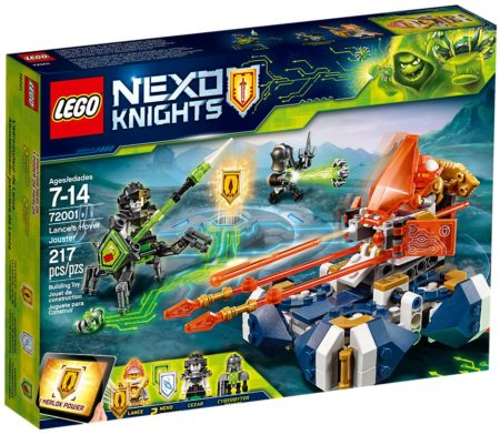 LEGO 72001 LANCES HOVER JOUSTER NEXO KNIGHTS