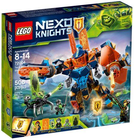 LEGO 72004 TECH WIZARD SHOWDOWN NEXO KNIGHTS