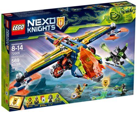 LEGO 72005 AARONS X BOW NEXO KNIGHTS