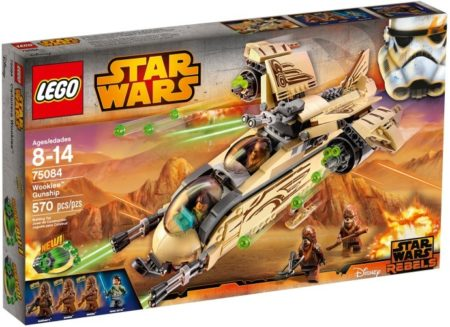 LEGO 75084 WOOKIEE GUNSHIP STAR WARS