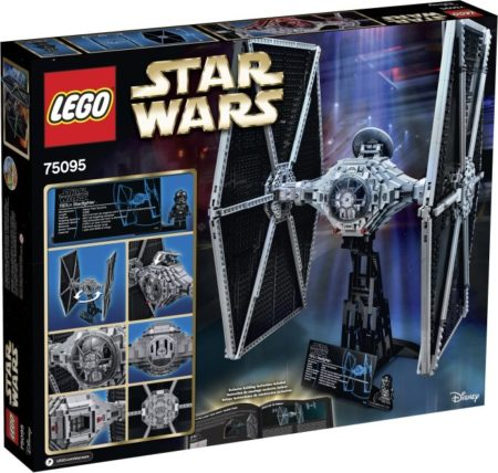 LEGO 75095 TIE FIGHTER STAR WARS