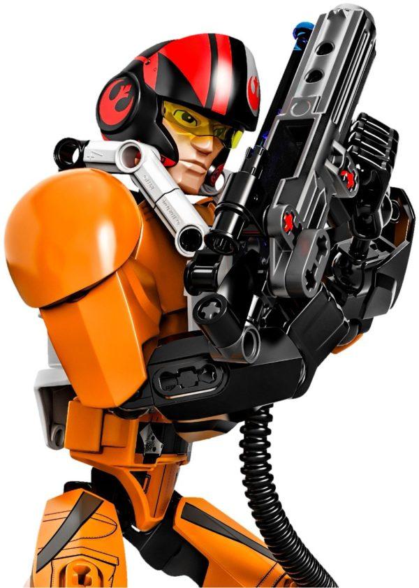 LEGO 75115 POE DAMERON FIGURE STAR WARS