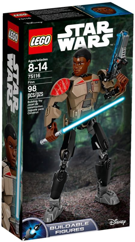 LEGO 75116 FINN FIGURE STAR WARS