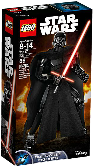 LEGO 75117 KYLO REN FIGURE STAR WARS