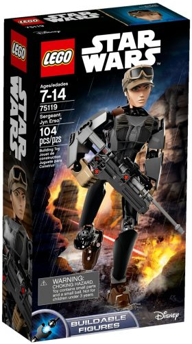 LEGO 75119 SERGEANT JYN ERSO FIGURE STAR WARS (Rogue One)