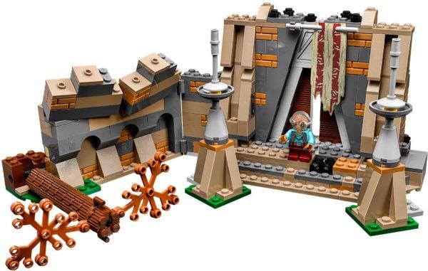 LEGO 75139 BATTLE ON TAKODANA STAR WARS