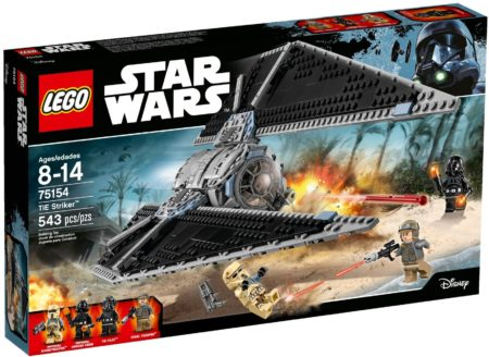 LEGO 75154 TIE STRIKER STAR WARS (Rogue One)