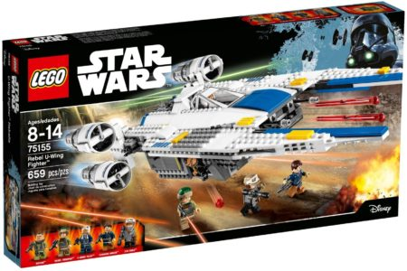 LEGO 75155 REBEL U-WING FIGHTER STAR WARS (Rogue One)