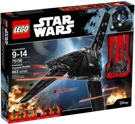 LEGO 75156 Krennic's Imperial Shuttle STAR WARS (Rogue One)