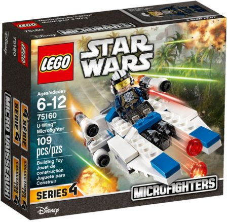 LEGO 75160 U-WING MICROFIGHTER STAR WARS (Rogue One)