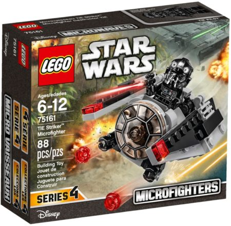 LEGO 75161 TIE STRIKER MICROFIGHTER STAR WARS (Rogue One)