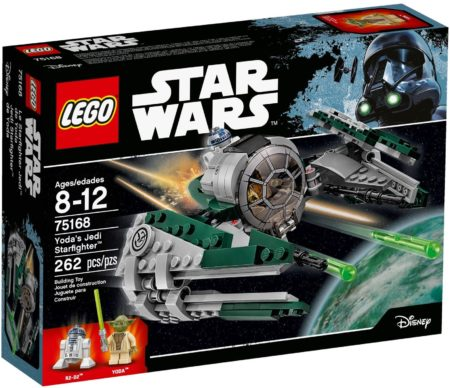 LEGO 75168 YODA'S JEDI STARFIGHTER STAR WARS