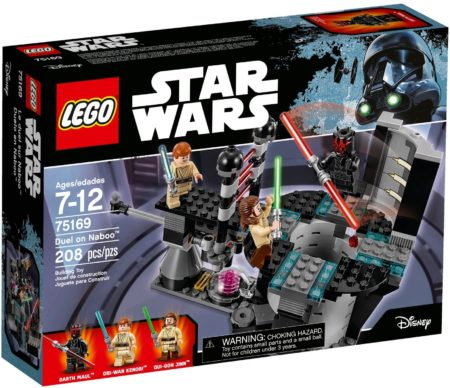 LEGO 75169 DUEL ON NABOO STAR WARS
