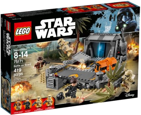 LEGO 75171 BATTLE ON SCARIF STAR WARS (Rogue One)
