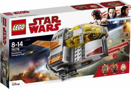 LEGO 75176 RESISTANCE TRANSPORT POD STAR WARS